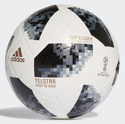 word cup 2018 official ball